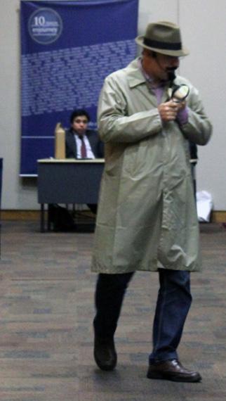 Dynamica em Congresso Internacional